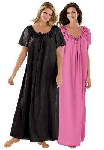 girls silk nightgown