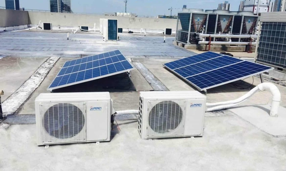Advanced Solar Air Conditioners: The New Lifestyle